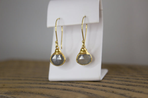 Gem Drop Earrings - Vyn