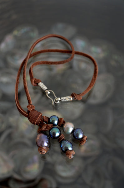 Cluster Necklace - Vyn