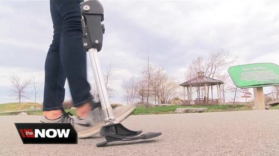 Buffalo prosthetic company helping amputees to walk with confidence