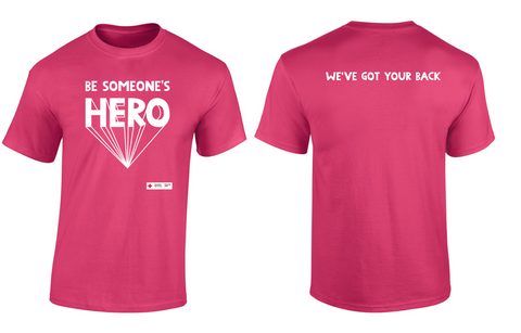 Pink Day 2019 Adult T-Shirt - Schools NL