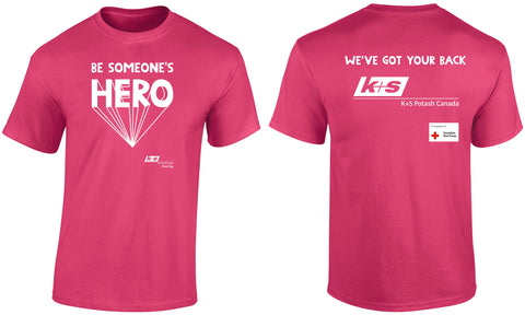 Pink Day 2019 Youth T-Shirt - Schools SK