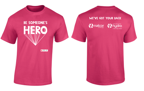 Pink Day 2019 Youth T-Shirt - Workplaces NL