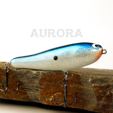 PH Custom Lures Walkin P In Aurora