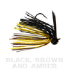 PH - Hand Tied Football Jig