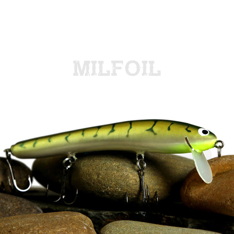 PH Custom Lures Wake UP in Milfoil