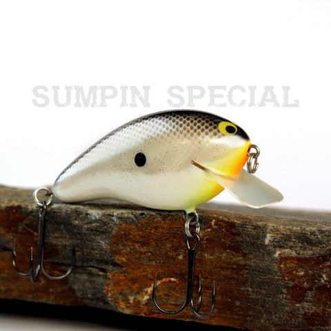 PH Custom Lures Mag Hunter in Sumpin Special