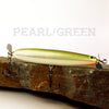 PH Old School Series Saltwater Twinspin in Pearl/Green