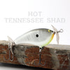 PH Custom Lures Squeaky P in Hot TN Shad
