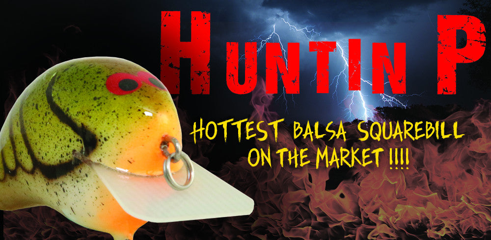 Welcome to Phil Hunt Custom Lures – PhCustomlures