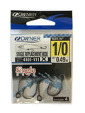 Owner Single Replacement Hooks - X Strong
