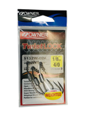 4/0 - 1/8 oz - 1 Pack of 3 Hooks