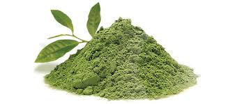 Iron Man Of Super Foods - The Green Matcha