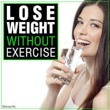Lose Weight Without Exercise Methods to Follow