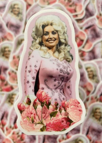 DOLLY STICKER
