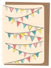 AF006 - Coloured Bunting