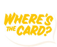 Where's the Card?