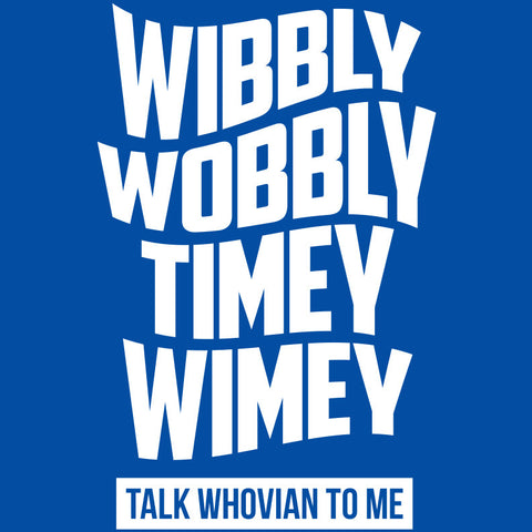 2292W - Talk Whovian to Me