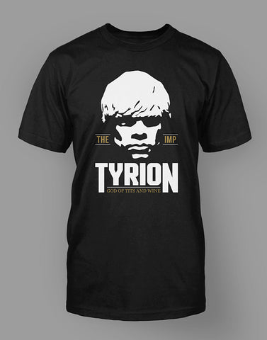 2435 - Tyrion the God