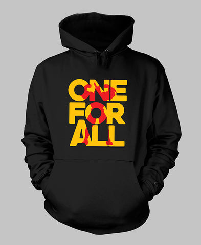 2548 (HOODIE) - One For All