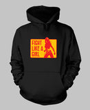 2570 (HOODIE) - Fight Like a Girl