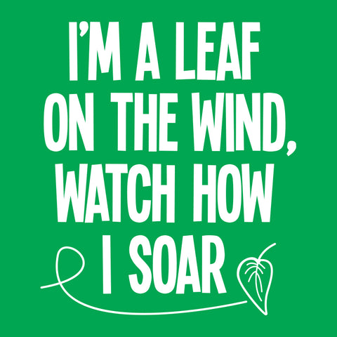 2197 - Leaf on the Wind