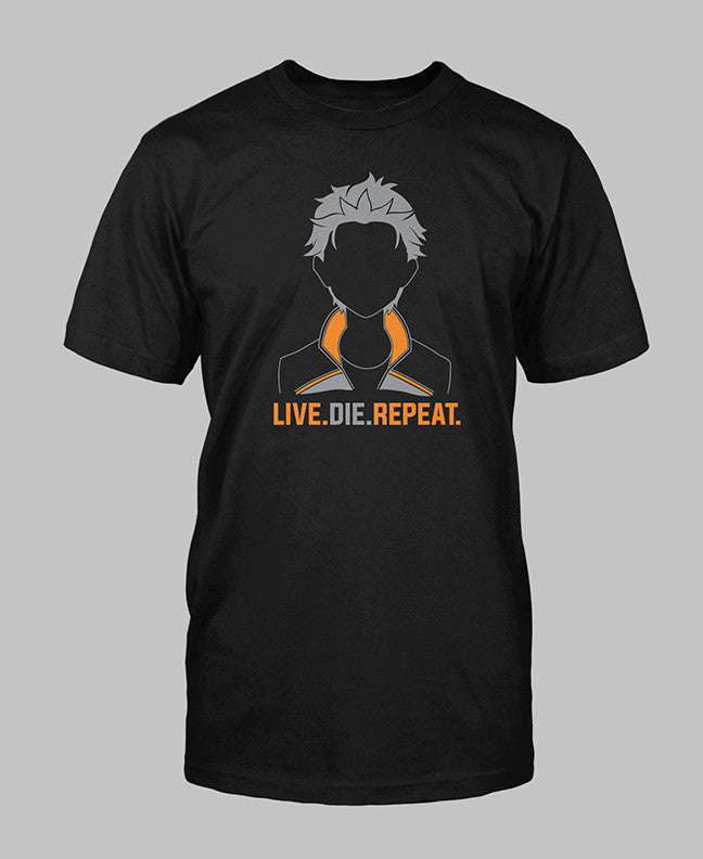 2537 - Live Die Repeat