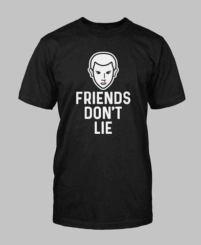 2576 - Friends Don't lie