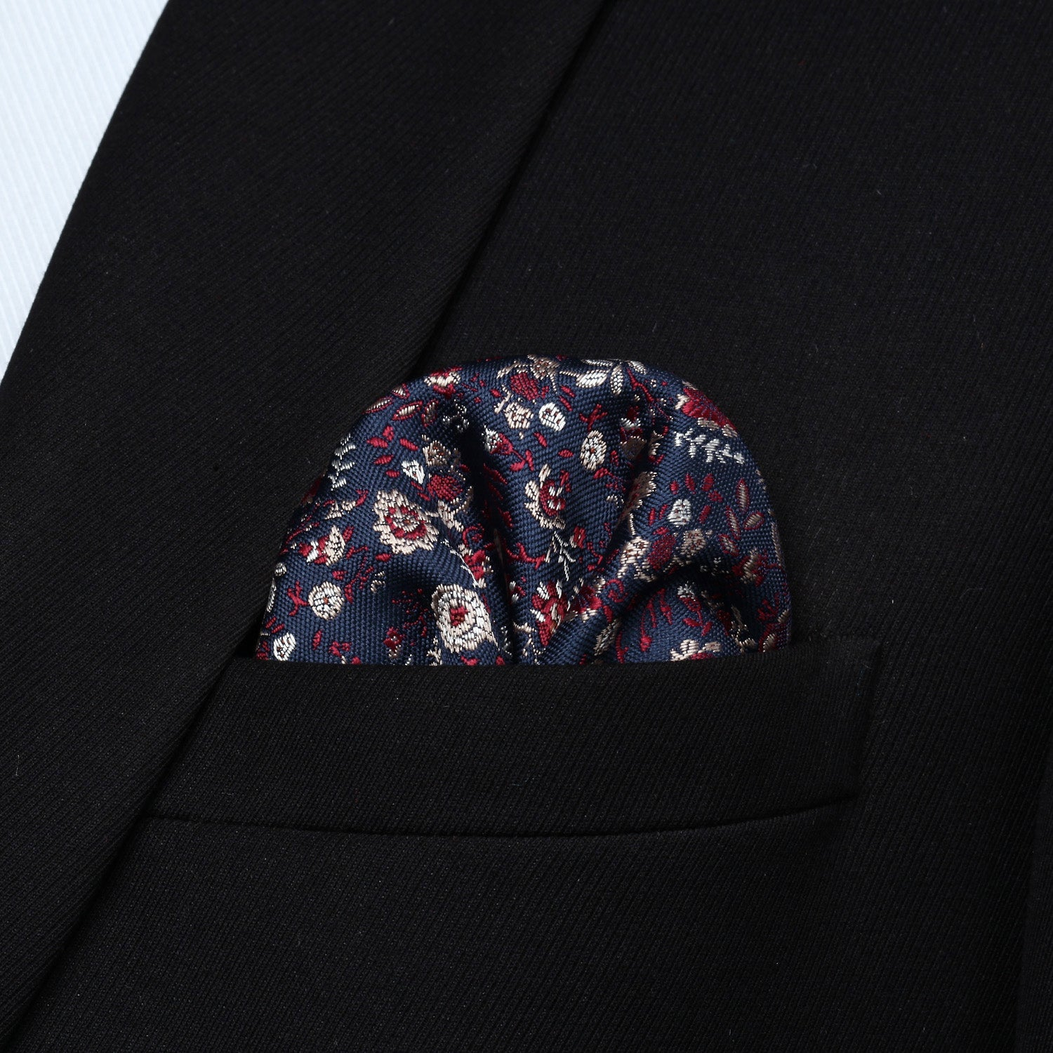 cd538d675369 Blue Moon Bow Tie and Pocket Square | Beautiful ties at unbelievable ...