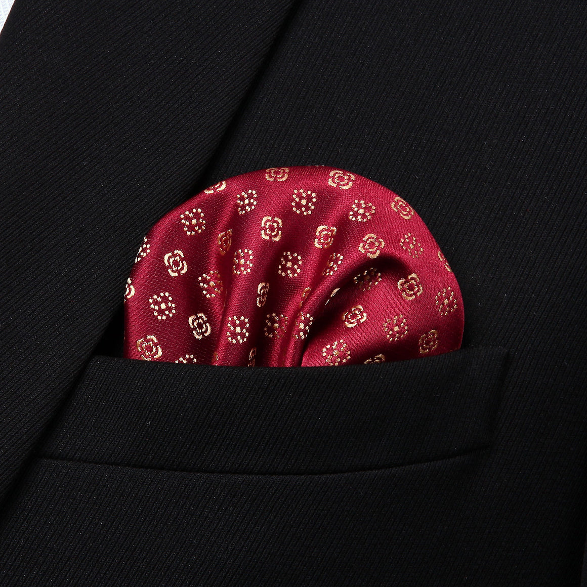 Royal Red Ascot and Pocket Square - SOPHGENT