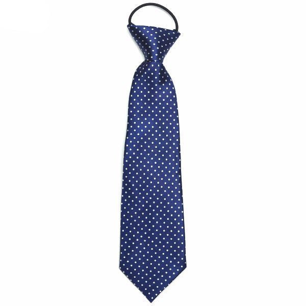 Boys Ties - Polka Power Boys Tie