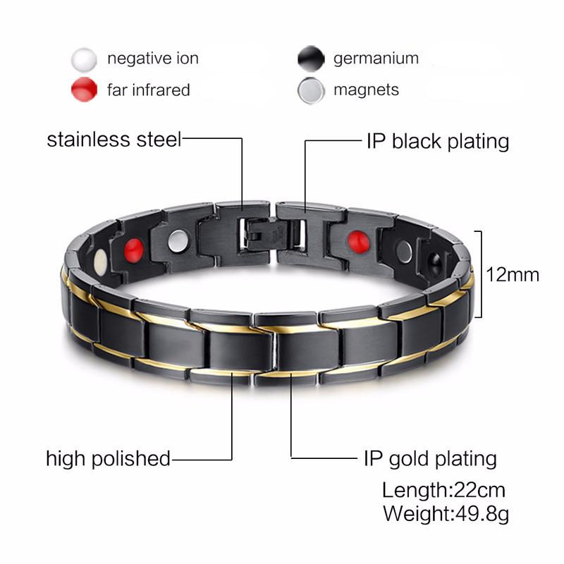 Magnetic Therapy Bracelet - SOPHGENT