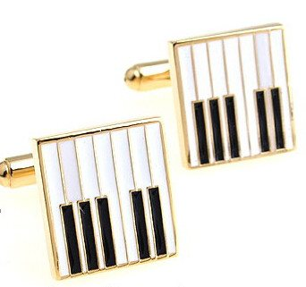Piano Key Cufflinks - SOPHGENT