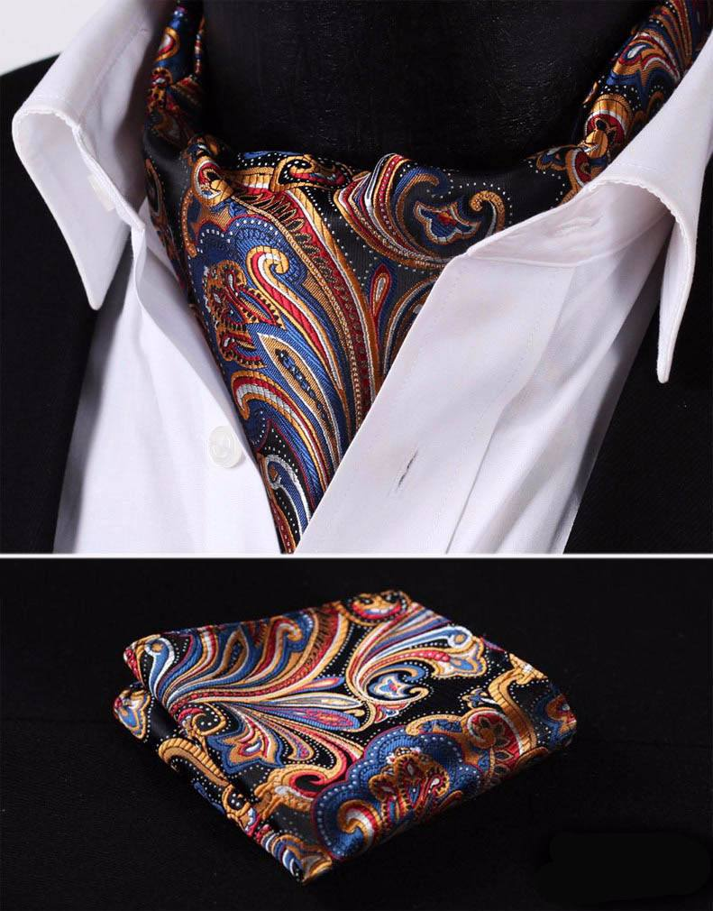 Richmond Ascot and Pocket Square - SOPHGENT
