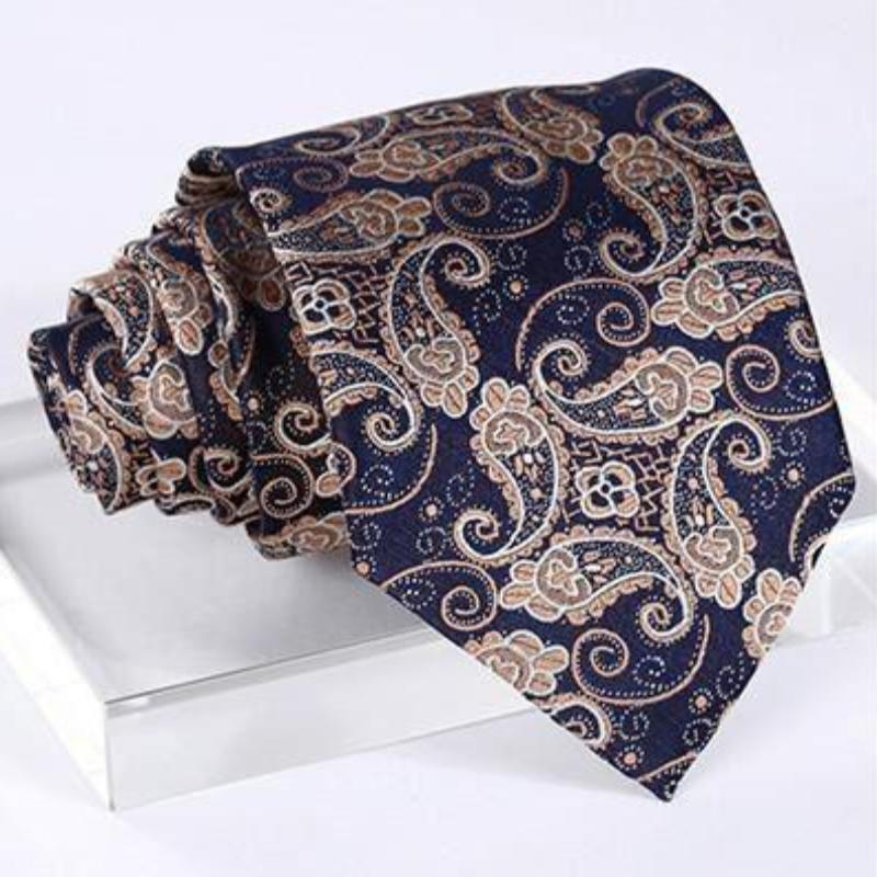 Cozumel Paisley Tie and Pocket Square - SOPHGENT