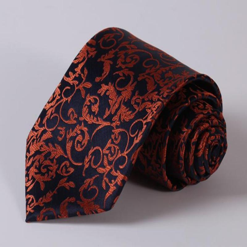 Floral Silk Tie and Pocket Square - SOPHGENT