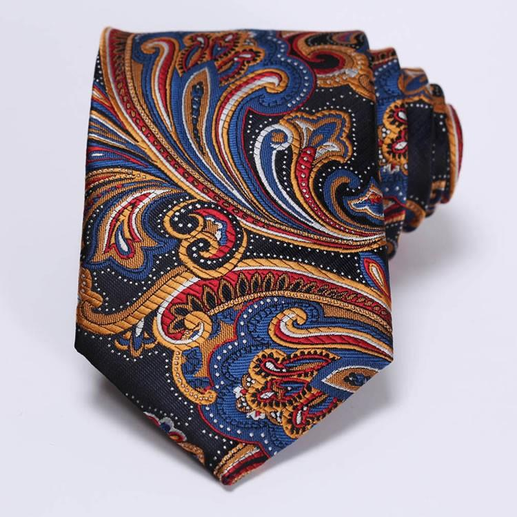 Richmond Tie, Pocket Square and Cufflinks - SOPHGENT