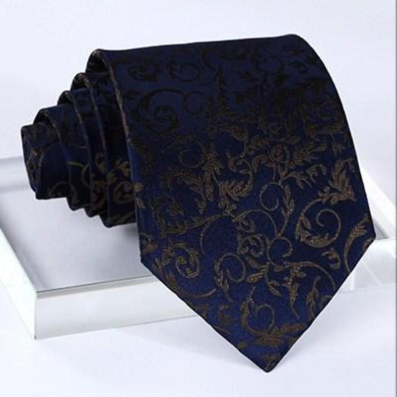 The Stallion Floral Tie and Handkerchief
