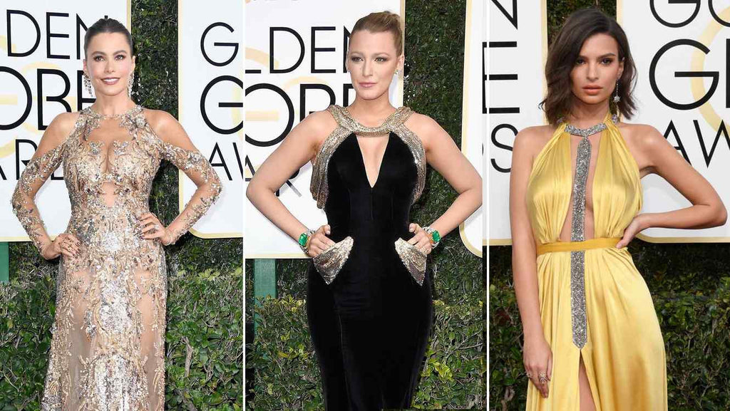 2017 Golden Globes. If only Joan Rivers were here.