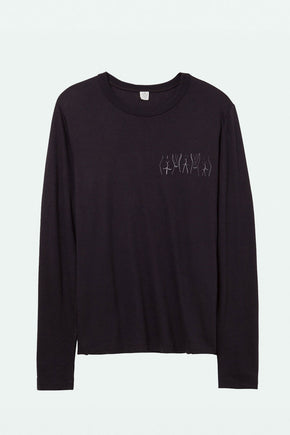 Girl Gang Tee Shirt - Long Sleeve