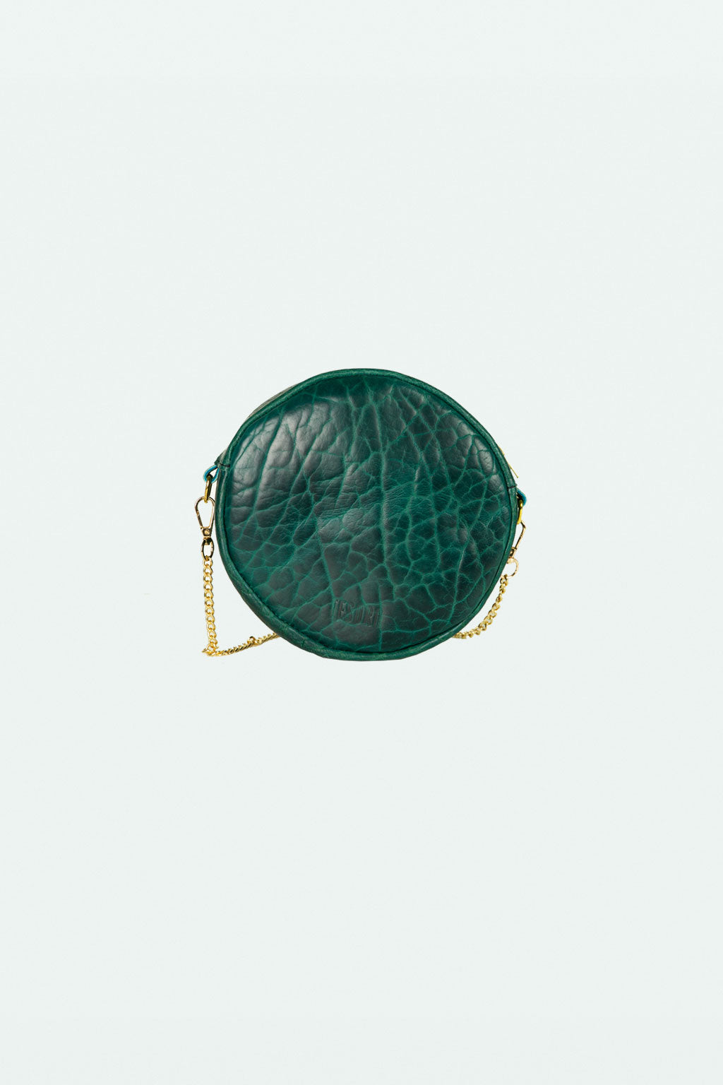 The Sabina Circle Bag - Bison