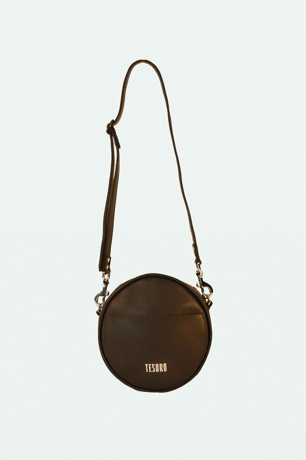 Sabina Circle Bag - Black