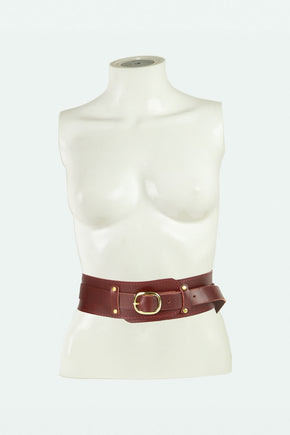 Double Layered Belt
