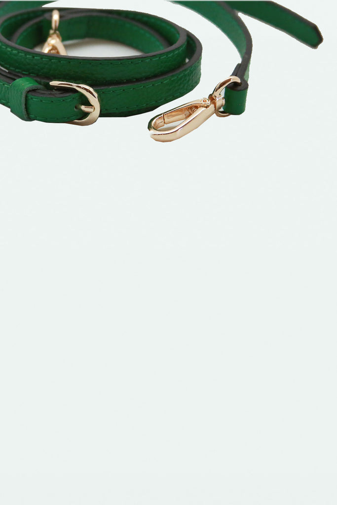 Cross Body Strap - Green