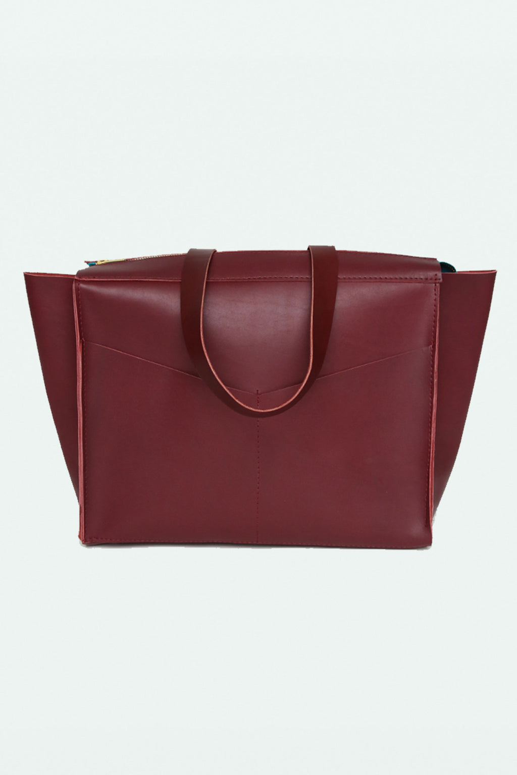 Diaper Bag- Oxblood