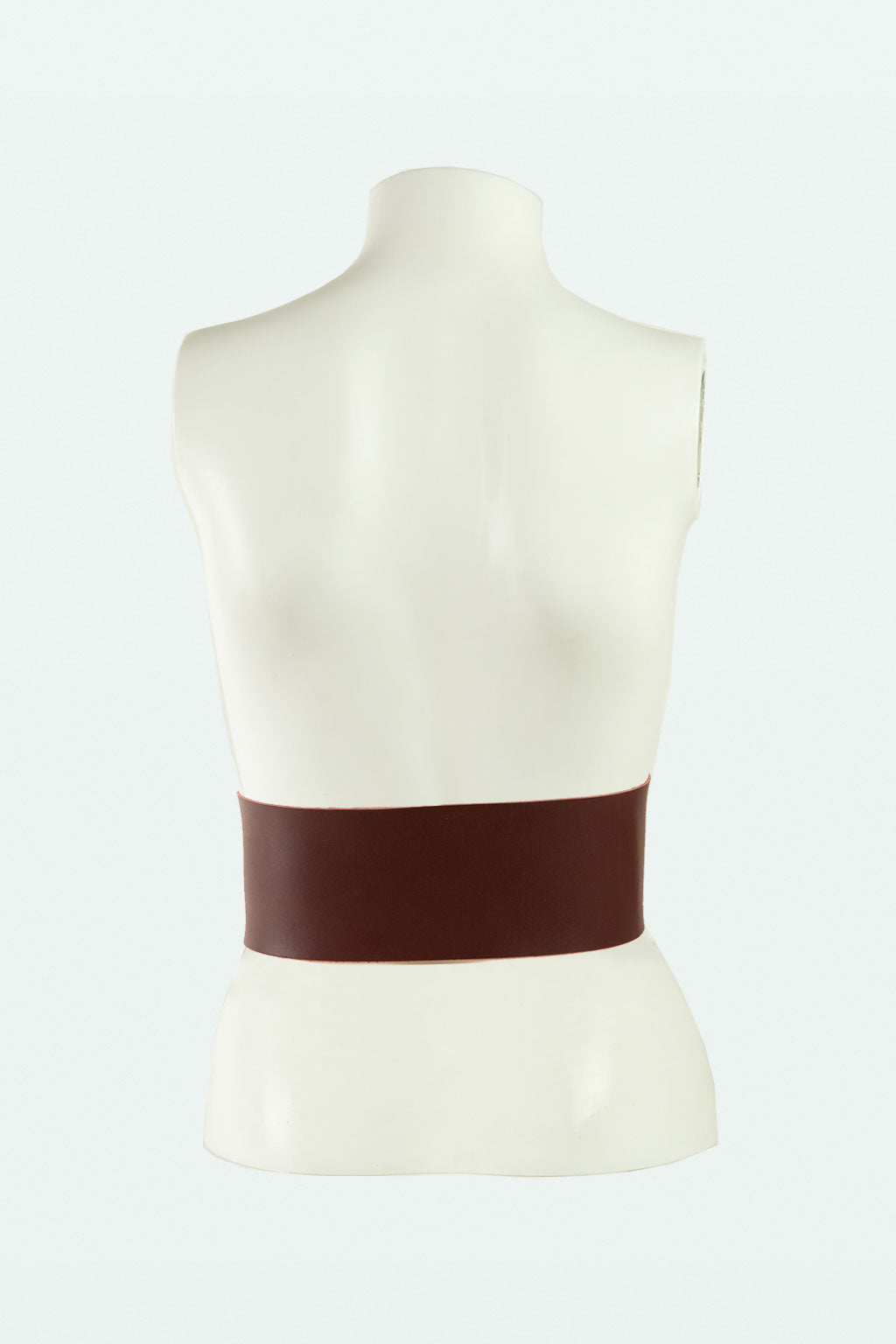 Latch Belt - Oxblood