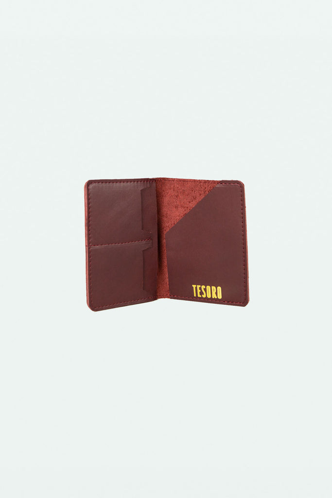 Passport Holder - Oxblood
