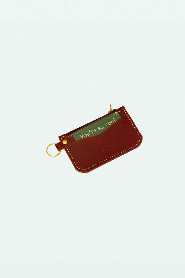 Zip Wallet - All colors