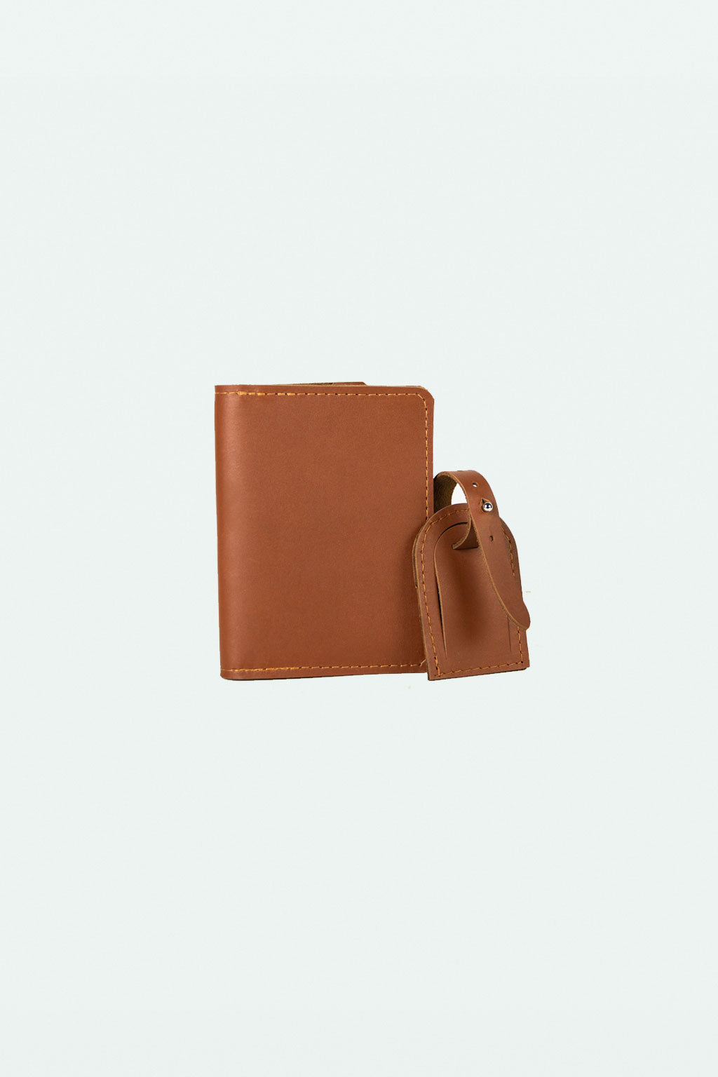 Passport Holder - Tan