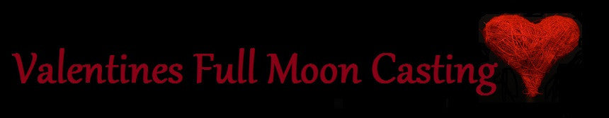 Create powerful change in your love life with the Valentines Full Moon Casting...