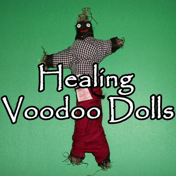 Healing & Protection Dolls